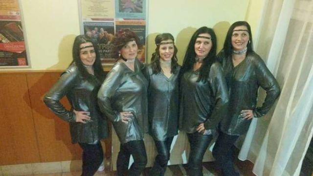 az esztergomi senior táncos hölgyek