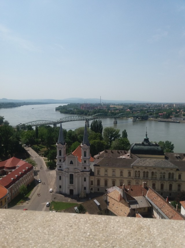 Víziváros Mária Valéria híd Esztergom
