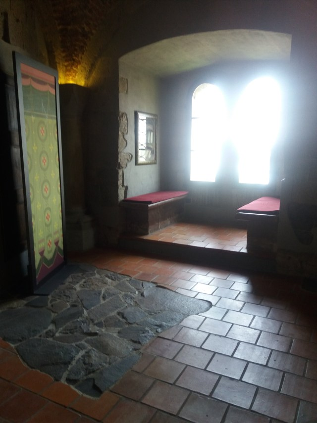 Szent István terem az esztergomi Vármúzeumban