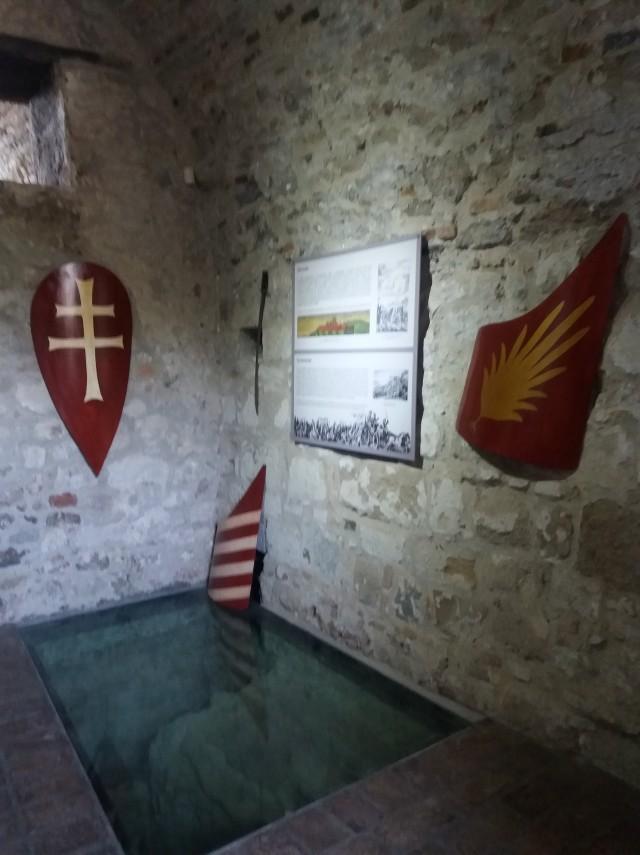 őrszoba Esztergom Vármúzeum