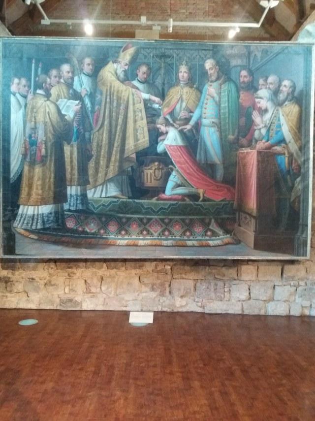 Esztergom Vármúzeum festmény