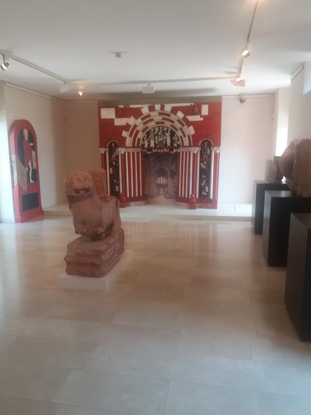 Esztergom Vármúzeum Porta Speciosa